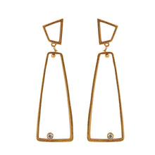 Load image into Gallery viewer, OSLO ZIRCON EARRINGS