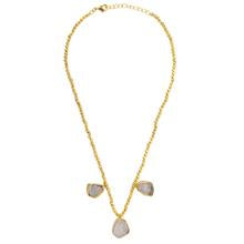 Load image into Gallery viewer, PETRA QUARTZ NECKLACE