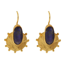 Load image into Gallery viewer, BLUE KERIN EARRINGS