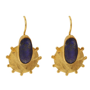 BLUE KERIN EARRINGS