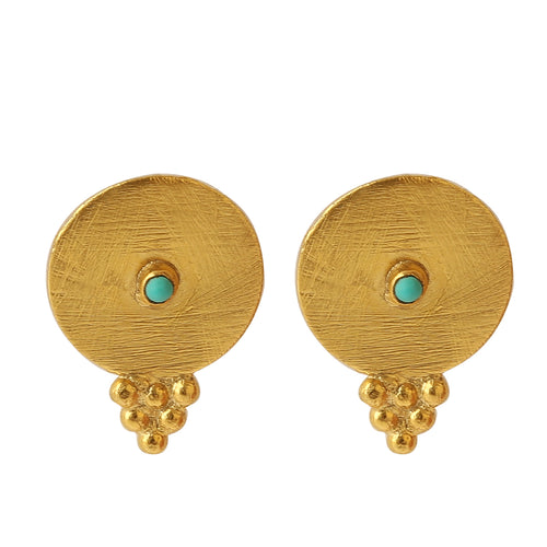 BANI TURQUOISE EARRINGS