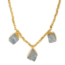 PETRA AQUAMARINE NECKLACE