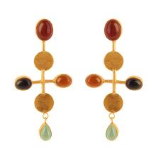 BYZANTIUM RANI EARRINGS