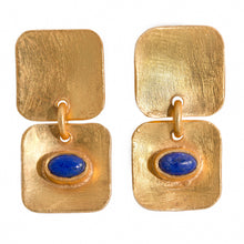 Load image into Gallery viewer, ISTANBUL BLUE EARRINGS