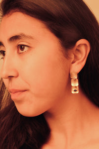 ISTANBUL BLUE EARRINGS