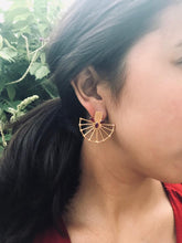Load image into Gallery viewer, LEBANON RED EARRINGS