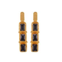 PERSIA IOLITE EARRINGS