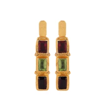 PERSIA MULTISTONES EARRINGS