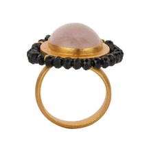 Load image into Gallery viewer, RENAISSANCE QUARTZ RING