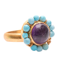 Load image into Gallery viewer, SICILIA AMETHYST RING