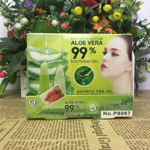 Aloe Vera Natural Moisturizer Lipstick Temperature Changed Color Lipbalm Natural Magic Pink Protector Lips Cosmetics