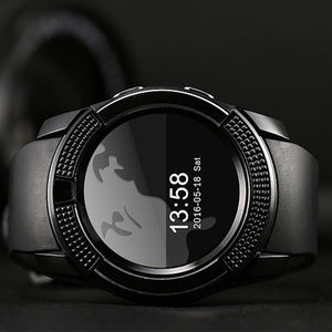 Wireless Smart Watch Bluetooth Reminder Monitor Anti-lost Camera for IOS Android PK Apple Watch Samsung Watch Huawei Watch