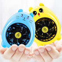 Load image into Gallery viewer, Mini Air Warmer Safety Energy-saving Fan Heater