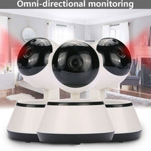 Load image into Gallery viewer, 1080P V380 HD Wifi Wireless IP Camera Pan Tilt Surveillance CCTV Cameras Baby Monitor Home Security