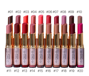 Makeup Matte Lipstick 20Colors Women Special gift