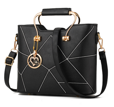 Messenger PU Leather Handbags Luxury women Shoulder Bags
