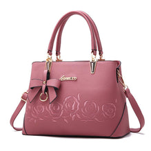 Load image into Gallery viewer, Vintage Handbag for Women Top-Handle  Leather made
