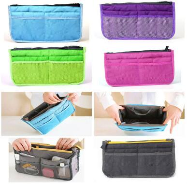 Women's Bag in Bags Cosmetic Storage Organizer Makeup Casual Travel Handbag LXX9