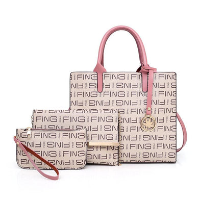 Shoulder Bags Messenger Handbags Three-Piece Women's Bag