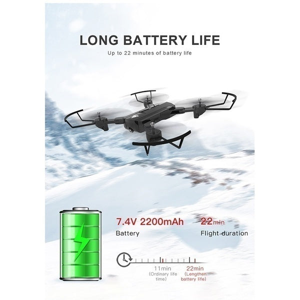 SG900 New Upgraded Dual FPV HD Camera RC Drone Gravity