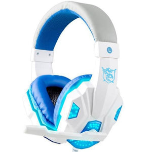 Professional Gaming Headset with Hidden Mic For Computers Game