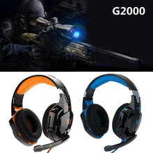 Load image into Gallery viewer, Professional Gaming Headset with Hidden Mic For Computers Game