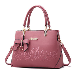 Vintage Handbag for Women Top-Handle  Leather made
