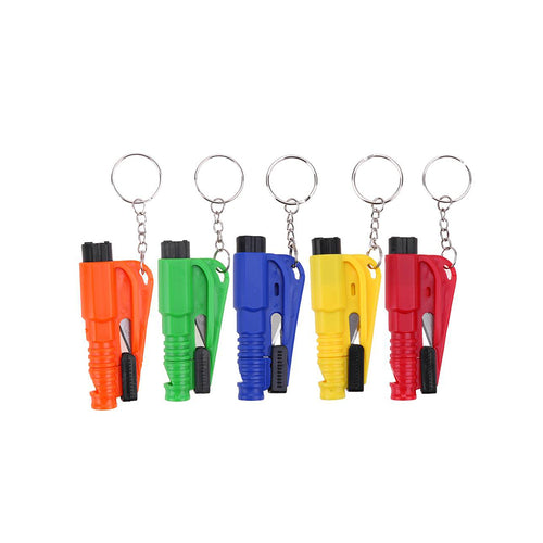 Life Safety key chain