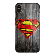 Load image into Gallery viewer, Superhero Case for iPhone 6s 7 8 Plus X 10 XS Max XR Silicone Rubber Cover Ironman coque