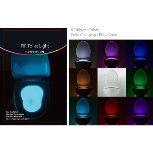 Automatic Toilet Light hot selling