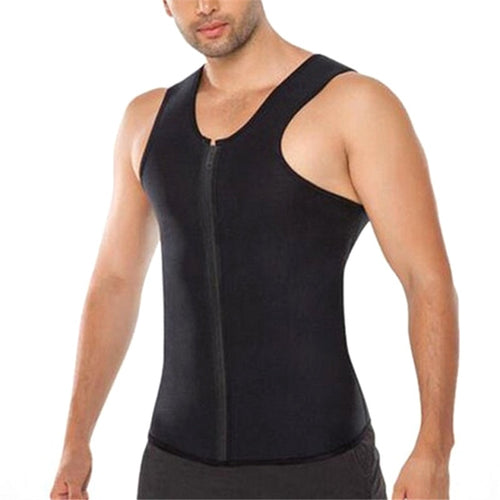 Ultra Sweat Thermal Muscle Shirt Slimming Body Shaper men
