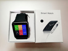 Load image into Gallery viewer, Arrival X6 Smart Watch with Camera Touch Screen Support SIM TF Card Bluetooth Smartwatch for iPhone Xiaomi Android Phone
