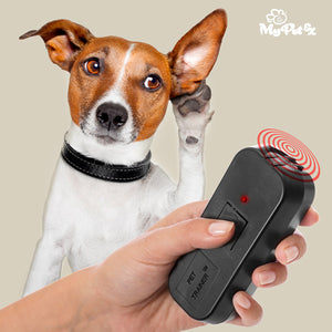 My Pet Trainer Ultrasound Remote for Training Pets