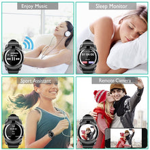 Load image into Gallery viewer, Wireless Smart Watch Bluetooth Reminder Monitor Anti-lost Camera for IOS Android PK Apple Watch Samsung Watch Huawei Watch