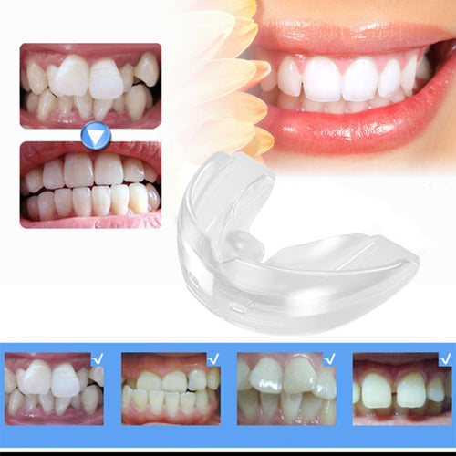 Tooth Teeth Orthodontic Appliance Trainer Alignment For Adult Braces Oral Hygiene Dental Care Equipment For Teeth