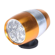 Load image into Gallery viewer, 1PC Waterproof Bike Light Cycling Head Lamp 6 LED Light Bicycle Flash Safety