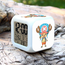 Load image into Gallery viewer, Thermometer Clock best clocks for kids