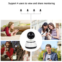 Load image into Gallery viewer, Video Camera Monitor 720P HD For Home Security