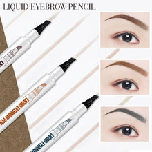 Load image into Gallery viewer, 1pc Eyebrow Pencil Eyebrow Pen Women
