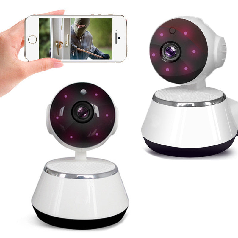 Cam WIFI IP Camera Premium Camcorder Video Recorder Surveillance Camera Webcam V380 1MP Home Security Office