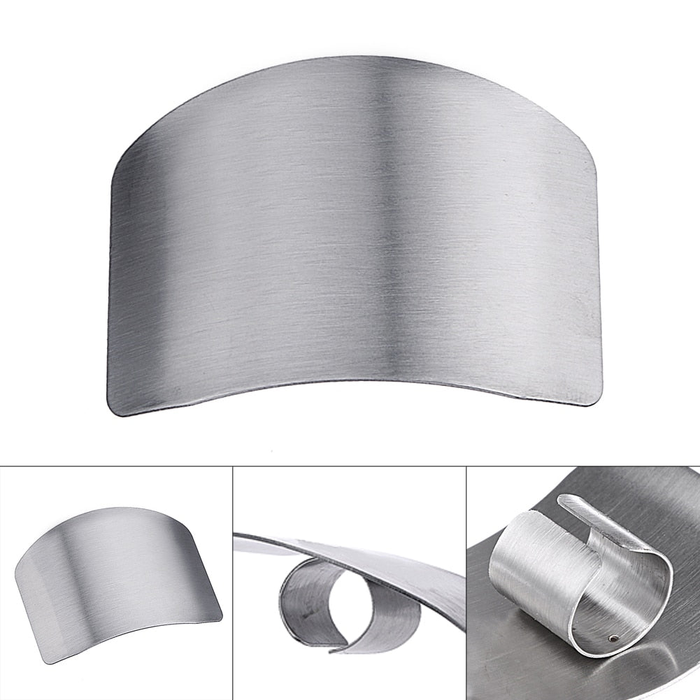 Stainless Steel Hand guard finger protector Gadge
