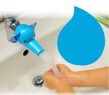 Load image into Gallery viewer, Hand washing toys Faucet Extender For Helps Children Toddler Kids