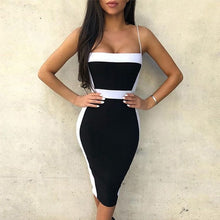 Load image into Gallery viewer, 2019 Seamyla Sexy Bandage Dresses Women