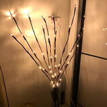 Load image into Gallery viewer, LED Willow Branch Lamp Floral Lights 20 Bulbs Home Party Garden Decor