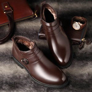 Men fashion dress shoes wedding Working Office