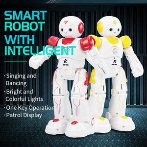 LEORY Remote Control Robot Toy Smart kids