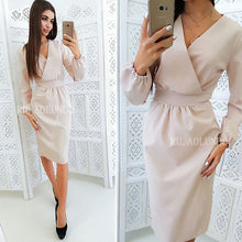 Load image into Gallery viewer, 2019  women dress