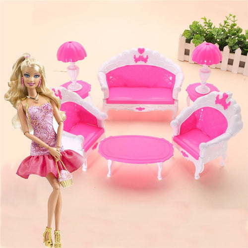 New Arrival Doll House Furniture Set for kids