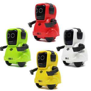 RC Robot Recording for Children Gift