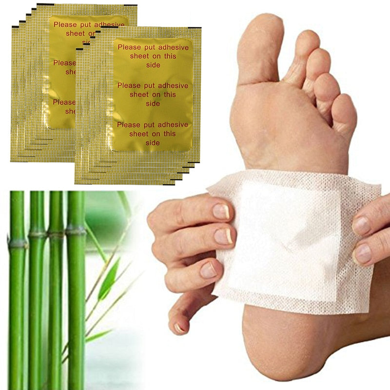 Detox Foot patch Pad Ginger Remove toxin hot Selling